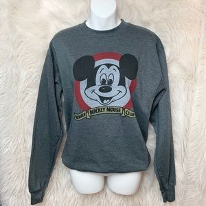 DISNEY Mickey Mouse Club Sweatshirt